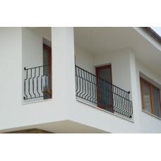Balkonhek trapleuning balustrade  Simplo