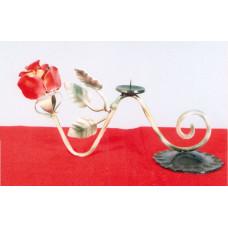 Kandelaar Beautiful Rose