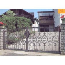 Dubbele poort Olympia